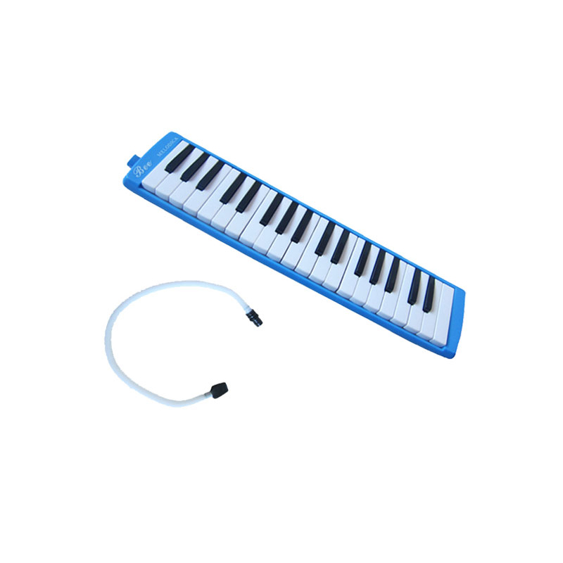 Hot sale fashion import musical instruments plastic case 37 keys plastic melodica/melodica