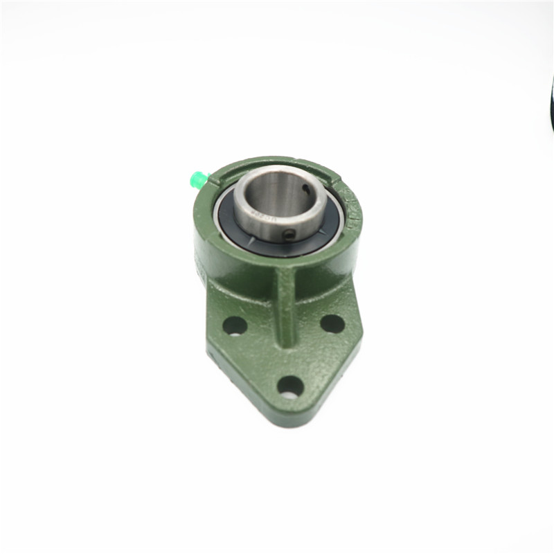 UCFB210-50MM  High Quality 50mm Insert Bearing with 3-Bolt Bracket Flange