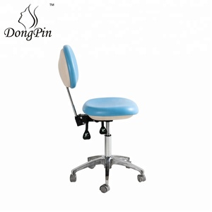 Medical stool rolling hospital chair