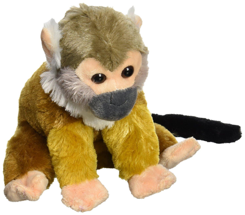 Buy Wild Republic Squirrel Monkey Plush Stuffed Animal Plush Toy