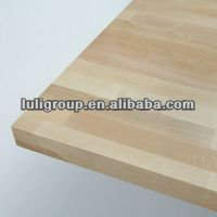 high quality rubberwood finger joint board with reasonable price