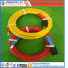 Steel wire braided high pressure washer hose
