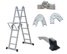 Industriële Extension Een Frame Aluminium Combinatie <span class=keywords><strong>Ladder</strong></span>