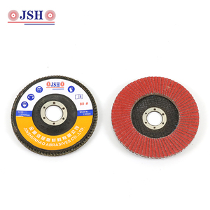 Customized sanding cloth flap disc polishing wheel with high quality