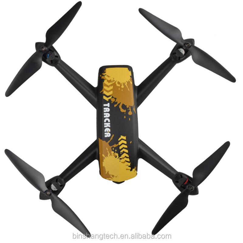 JXD518 wifi hd 2mp camera strong wind resistance drone with GPS