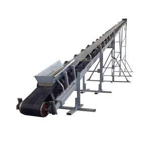 Heat resistant roller conveyor manufacturers widely in mining industry