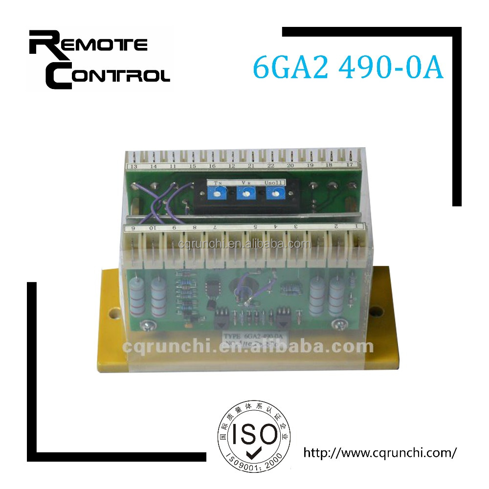 Generator Automatic Voltage Regulator AVR 1FC5 Series 6GA2 490-0A