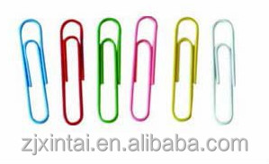 Promotional Different Shape Clips, Paper Clamps For Office Use