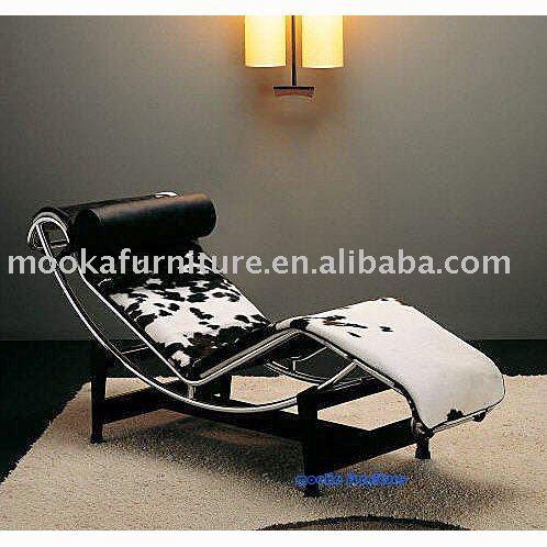 le corbusier lc4 chaise longue peau de vache-chaise longue-id de ... - Chaise Longue Le Corbusier Vache