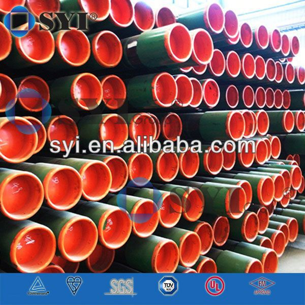 Api Spec 5l Seamless Steel Pipes Of Syi Group