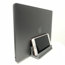 New Version 조절 수직 Laptop 메트 vintage Desk 서 대 한 MacBook Pro Air iPad Space Gray