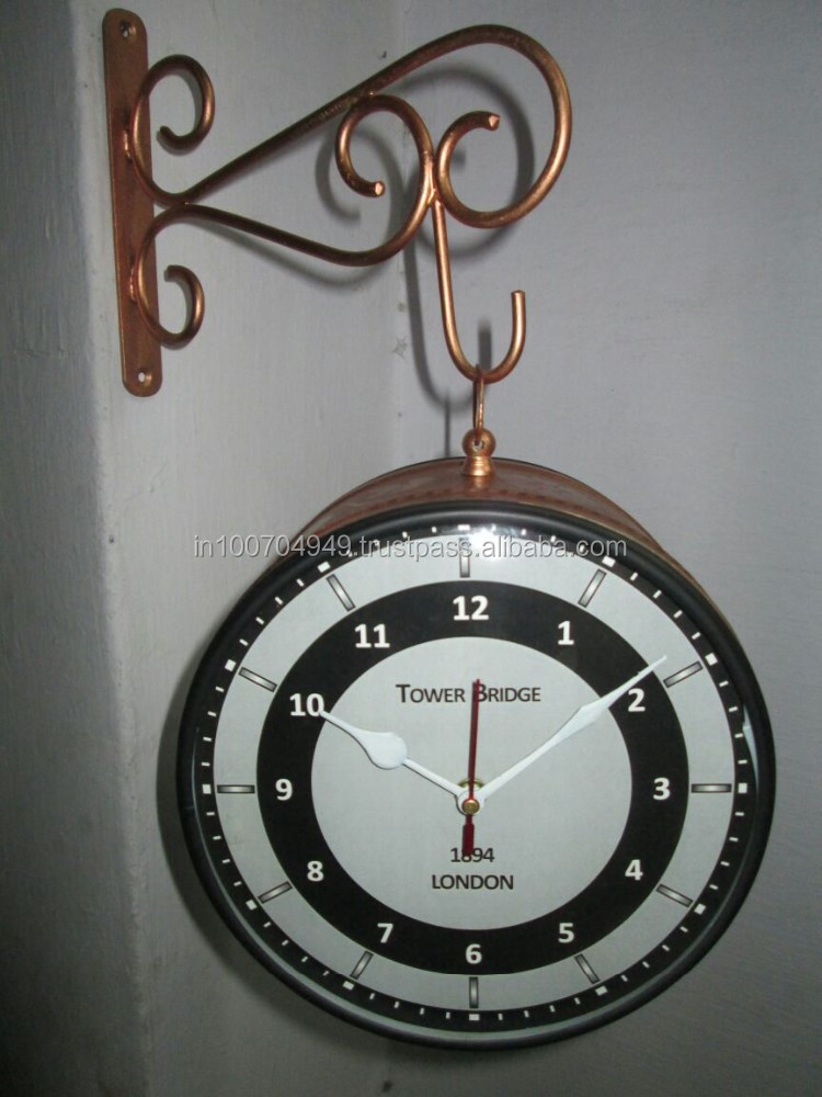 Two Sided Clock Two Sided Clock Suppliers and Manufacturers at
