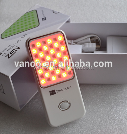 Mini pdt led fototerapia macchina di bellezza per la vendita vanoo laser