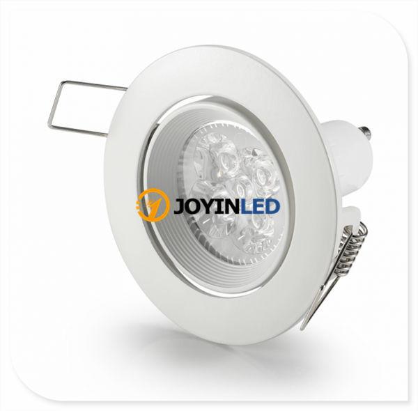 GU10/MR16/GU5.3 LED Spotlight Holders Forst White Led Ceiling Light Fixtures