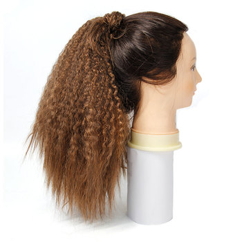 Yxcherishair 18 150g Synthetic Heat Resistance Anese Fiber Ly Long Curly Fake Ponytail Hair