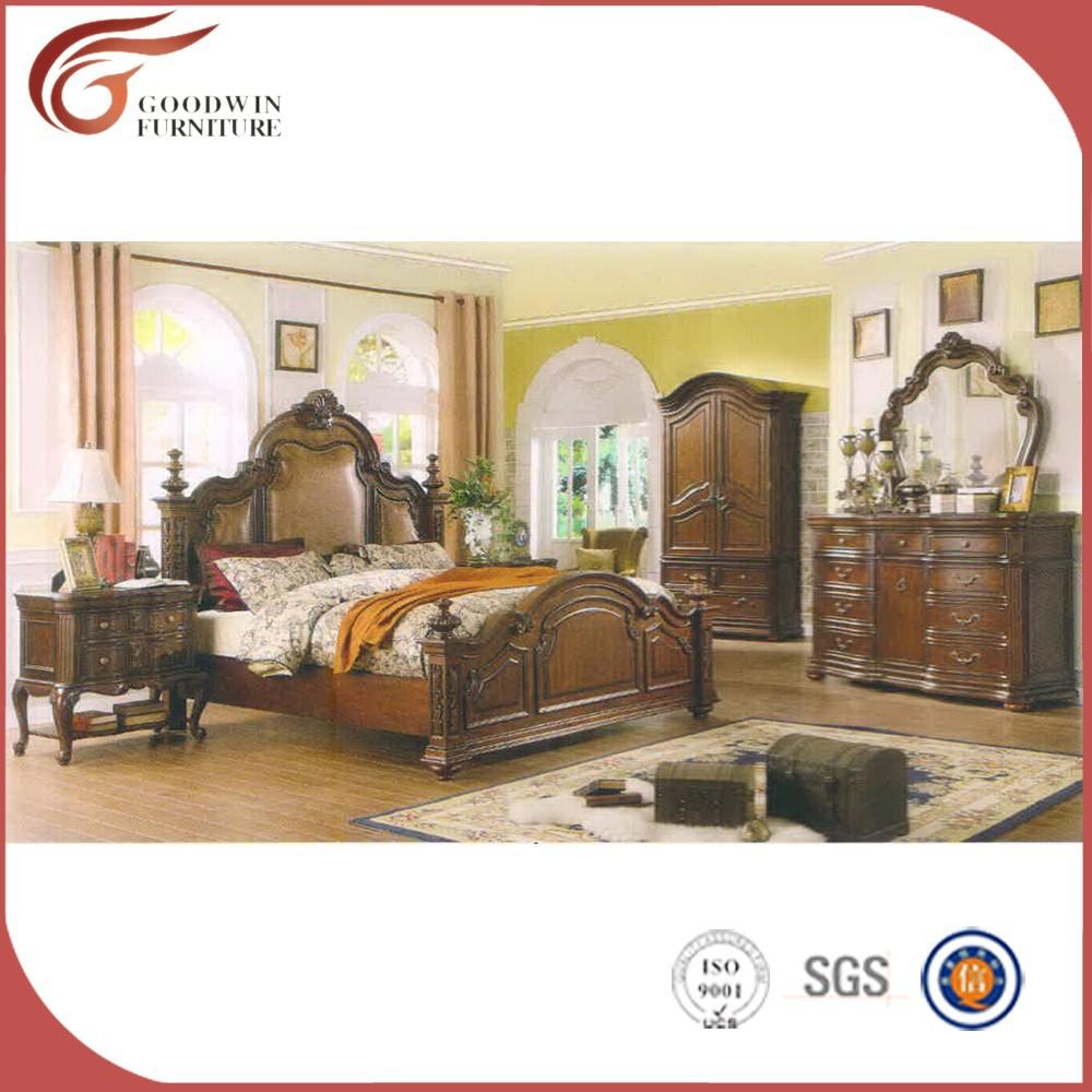 Simple mobilier de chambre de mariage de wa with chambre a for Chambre a coucher modele turque