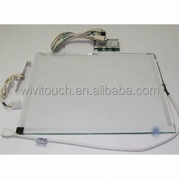 8.4'' to 47'' High Quality SAW Touch Screen Panel Compatible with ELO