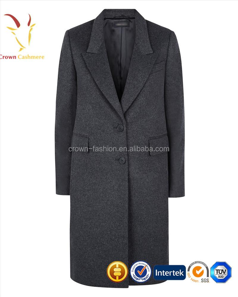 100% Mongolian Cashmere Coat Lady Cashmere Winter Coat - Buy ...