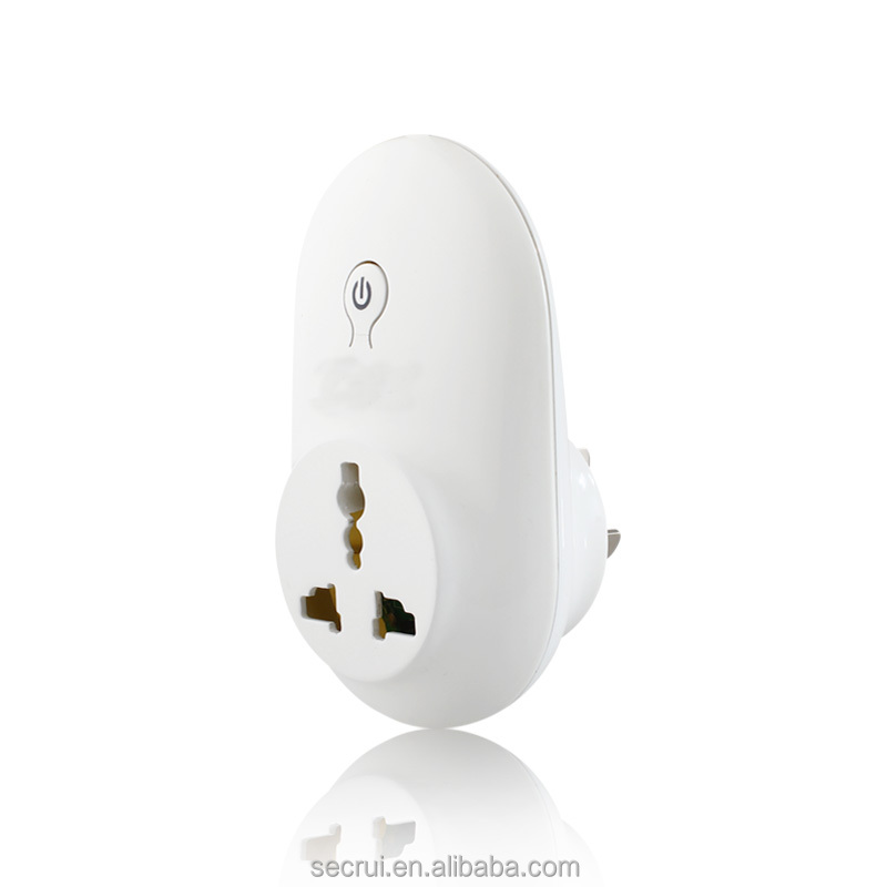 China wifi power socket used in national home appliances with unique design