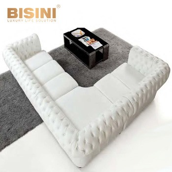 Bisini Chesterfield Sofa, Chesterfield White Leather Sofa, Corner Sofa,  View chesterfield sofa, BISINI Product Details from Zhaoqing Bisini  Furniture ...