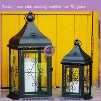 ZT01540 Iron metal lantern,Candle lantern,Mini lantern for garden