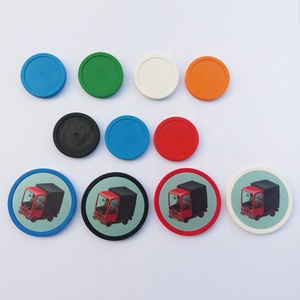 14g clay casino poker chips silk printing your company logo information,silk printing your website for promotion