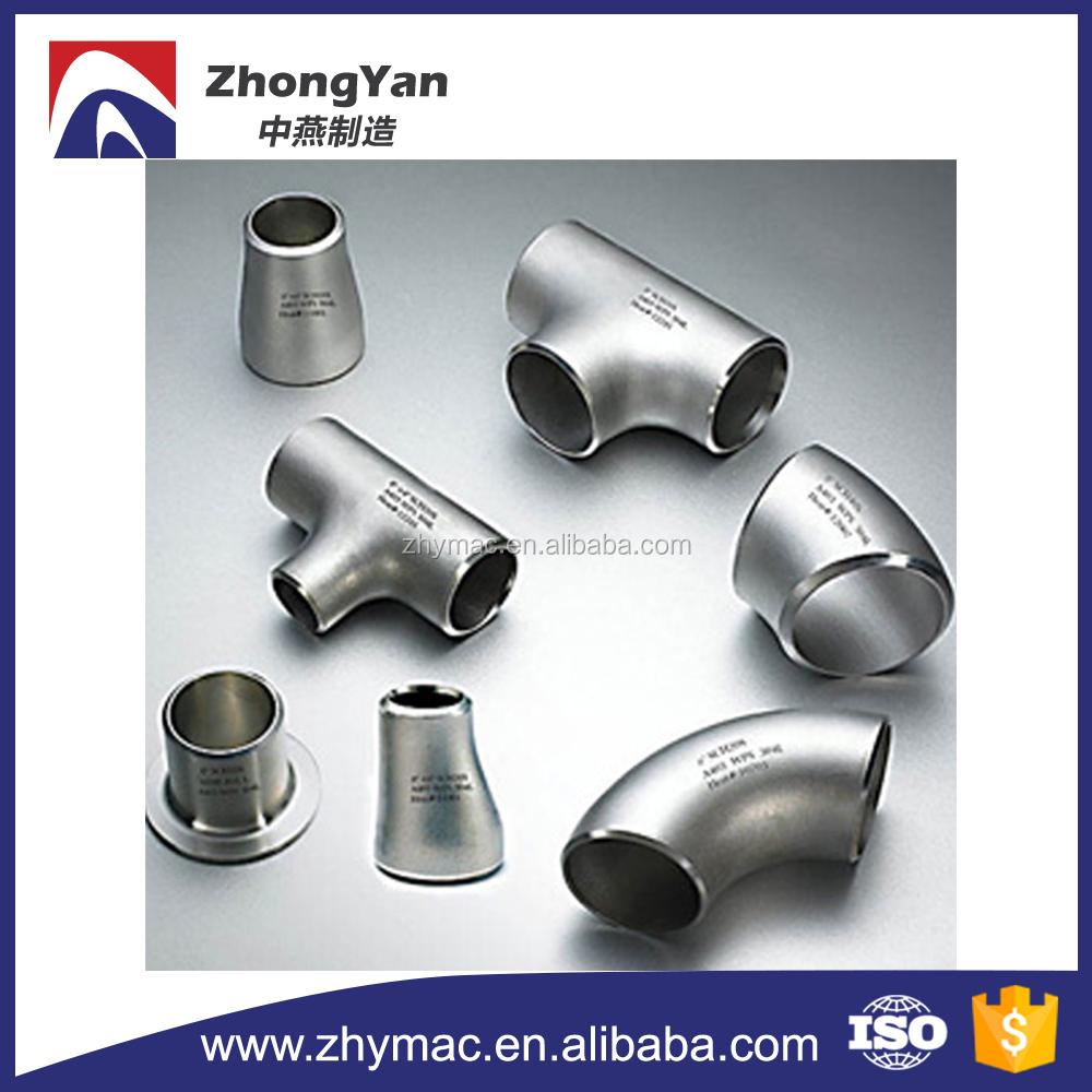 Tipi di giunti di tubo raccordi per tubi in acciaio inox for Tipi di tubi