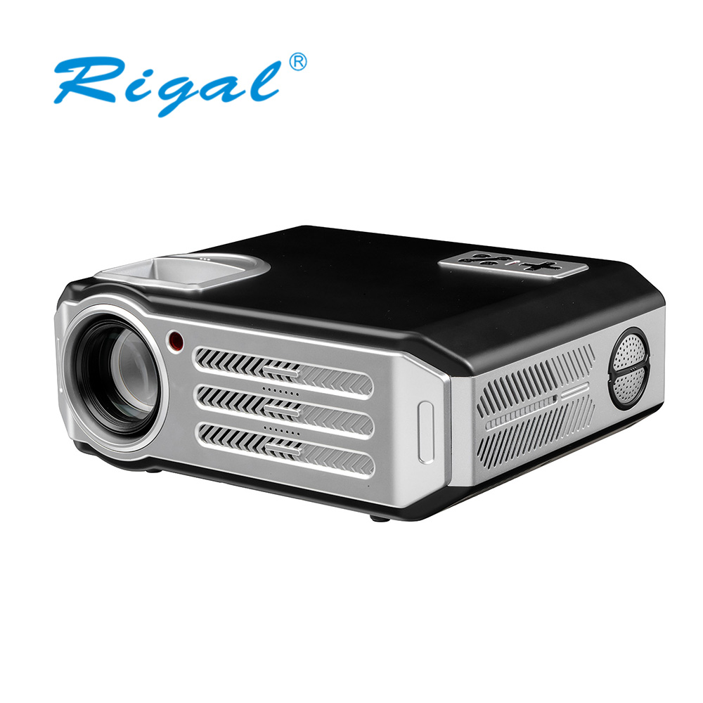 1280*800 Top Quality Home Theater Projector, Latest 3200 lumens Digital Led Projector