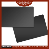 1mm Frosted Color Sheets Price PVC Sheets Black