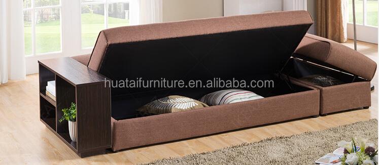 Tela multifuncional sof cama sof del sal n marco de for Cadre en bois ikea sofa