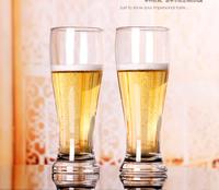 Haonai 9ounce pilsner weizen beer glasses,glassware drinkware and barware