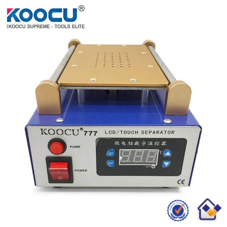 [KOOCU] 777 NEW Style Manual LCD Screen Separator for Mobile