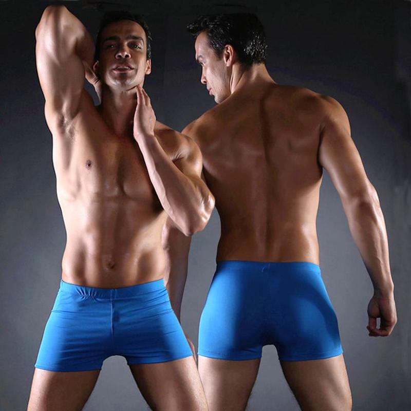 Sexy Männer Badehose Bademode Strand Schwimmen Shorts Boxer Hosen Unterwäsche Herren Bademode