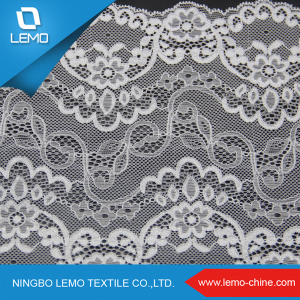 New Style Cheap Beautiful Lace Elastic Band For Clothes With High Quality