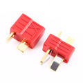 10 PAIRS DEANS ULTRA T STYLE CONNECTORS PLUGS W HEAT SHRINK WRAP best price
