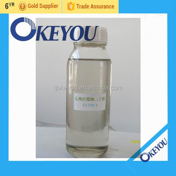 Factory price Coating Auxiliary Agent Ascetyl Tributyl Citrate(ATBC)