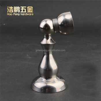 Low price new price funiture stainless steel door dust stopper