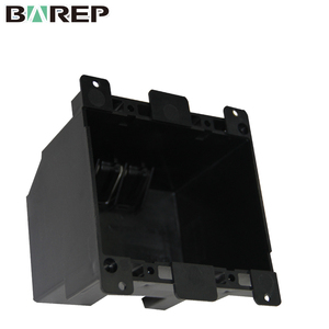 YGC-016 Black color plastic ip68 waterproof junction box price