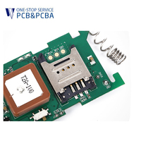 China manufacturer 4-layer electronic pcb
