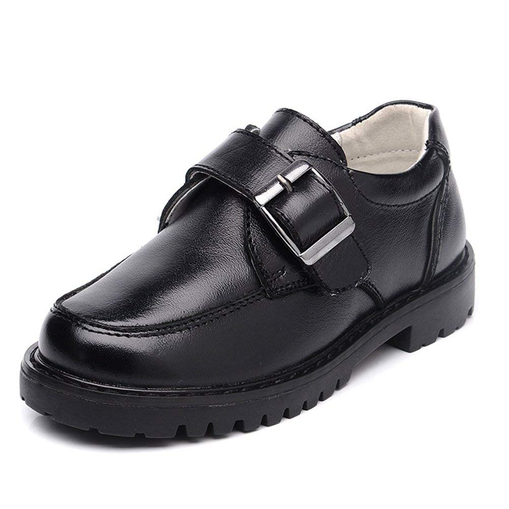 dafca90b4343 Get Quotations · T-JULY Boys Uniform Oxford Dress Shoes Kids Slip-on Loafer  Shoe Performance Shoe