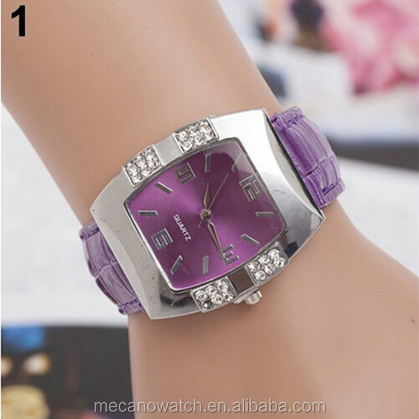 fashion alibaba hot sale women lady cheap watch for gift