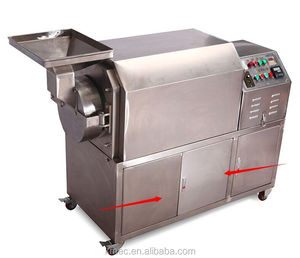 2016 hot sale peanut roaster machine