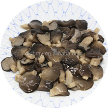 raw material oyster mushroom in brined packing in drum