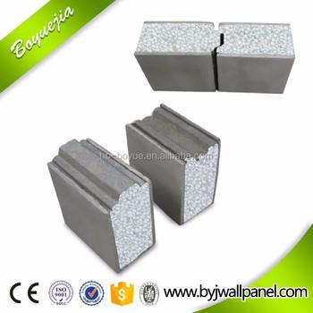Eps Polystyrene Cement Sandwich Block For Partition Wall - Buy Partition  Wall,Sandwich Block For Partition Wall,Cement Sandwich Block For Partition