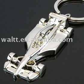 Customs Metal Car Keychains/keyholder