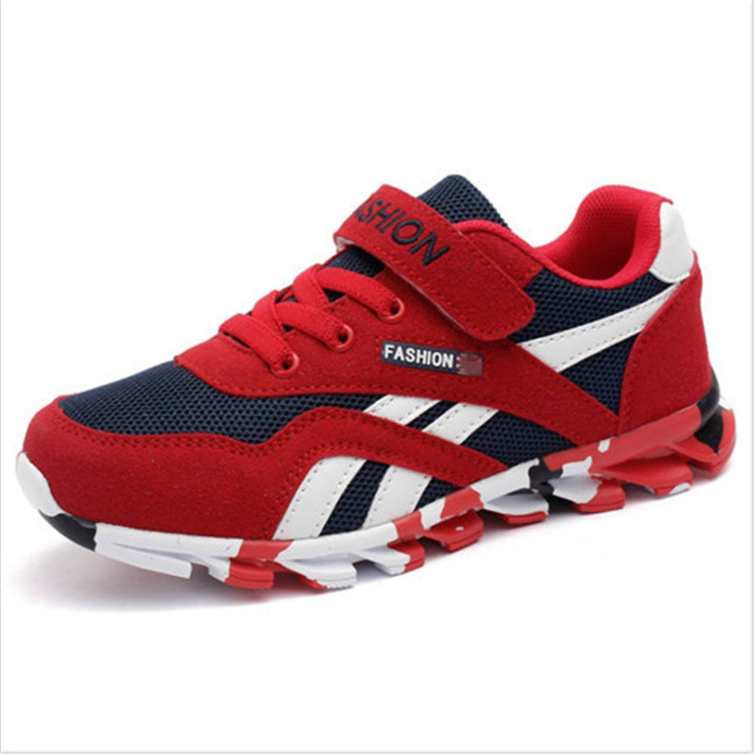 Batsomer Children Shoes Boys/Girls Sneakers Sports Shoes Breathable Running Shoes
