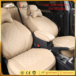 2016 Top Quality Wholesale Low Price Perfectly fitted car seat covers for car MAZDA model