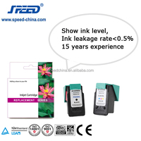 Refillable ink cartridge for canon PG540 and CL541 used in MG2100 MG2200 MG3100 MG3200