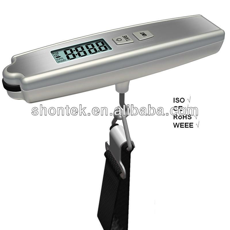 LS1005 110 lb/50kg Luggage Weighing Electronic Scale