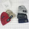 High-Quality Embroidered Beanie Knitted Cap Winter Hat